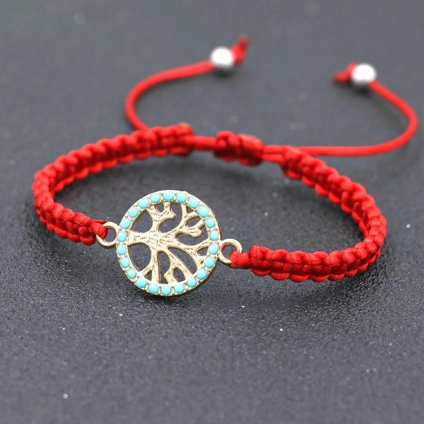 Minimalist women/'s trendy adjustable bracelet with a pendant