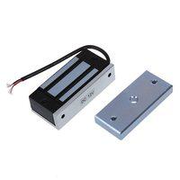 132lb kit fechadura da porta elétrica falha sistema de controle acesso magnético seguro 12 v