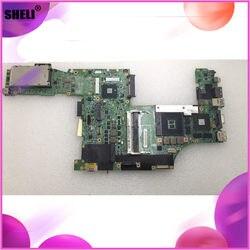 SHELI dla Lenovo W510 laptopa płyty głównej płyta główna w 63Y1896 04W0535 48.4CU14.031 FX88M 1G
