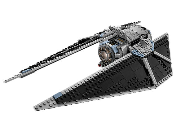 05048 Star Wars Series Lepining Starwars 75154 Tie Striker Fighter Model Building Blocks Toys for Children Gift 2
