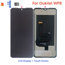 Original For Oukitel WP8 PRO LCD Display Touch Screen Digitizer Assembly For WP8 Pro LCD Screen Repair