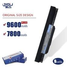 JIGU 7800 мАч ноутбука Батарея A32-K53 для Asus A43 A43E A53S K43E K43U K43S K43SJ K53 K53T K53S K53SV X54 X54H X44H