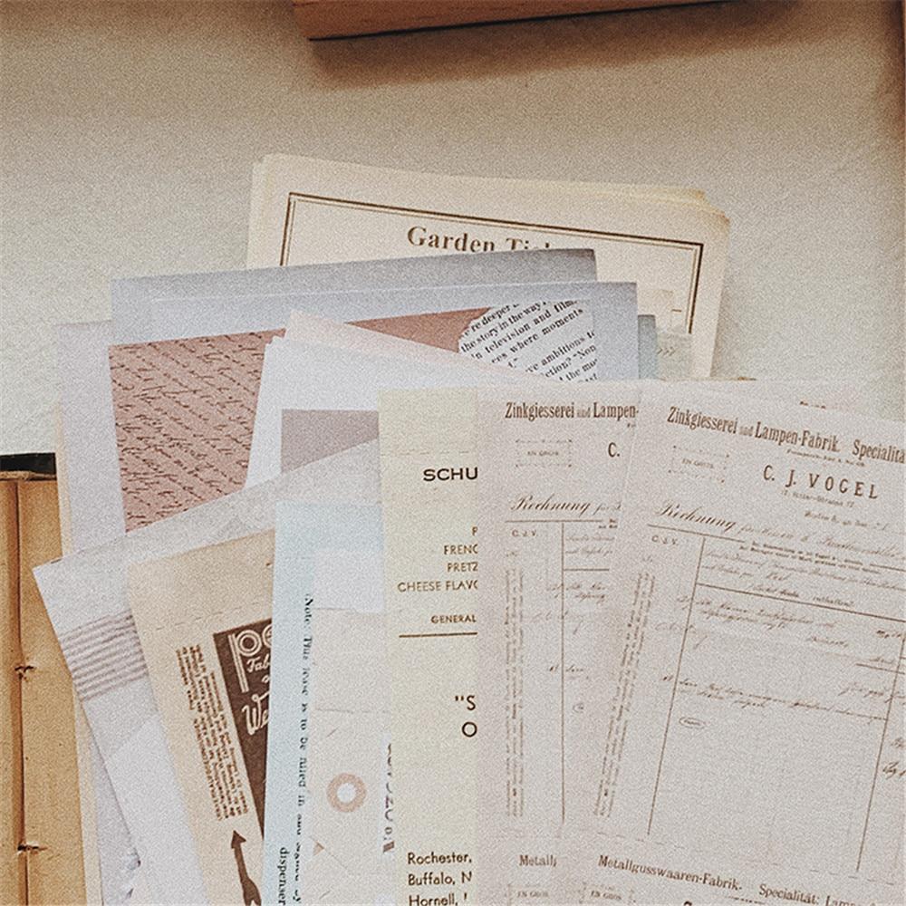 stubs material papel diario planejador etiqueta diy 02
