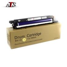 цена на CMYK Color Drum Unit Toner Cartridge For Xerox DocuCentre-IV DC 2260 2263 2265 Compatible DC2260 DC2263 DC2265 Copier Supplies