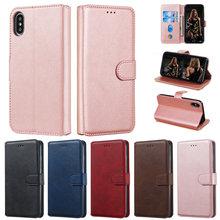 Luxury Phone Case For Fundas Nokia Lumia 3.2 4.2 7.1 8.1 Plus X7 X7i 1Plus Flip Leather Wallet Stand Magnet Cover Capa P27D