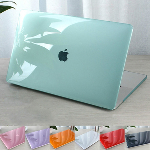 Crystal Laptop Cases For Macbook Air 13 11 Case A1466 A1369 A1932 A2179 Protector For Mac Book Pro 13 15 16 Cover A2159 A2141