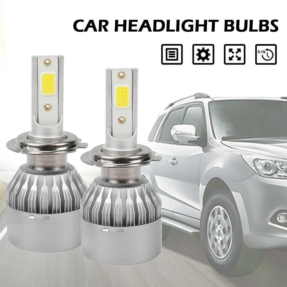 Новые продукты автомобильные лампы светодиодный фары C6H7 светодиодный фары автомобиля 12V светодиодный свет