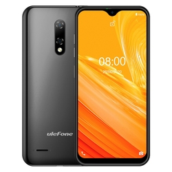 Ulefone Note 8 Smartphone Android 10 Go Celular Phone 5.5 inch Waterdrop Screen Quad Core 2GB+16GB Face ID Unlocked Cellphones