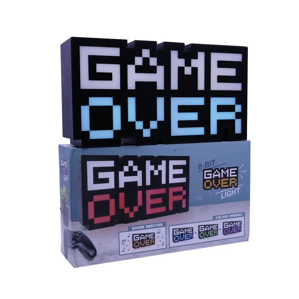 gameover灯9