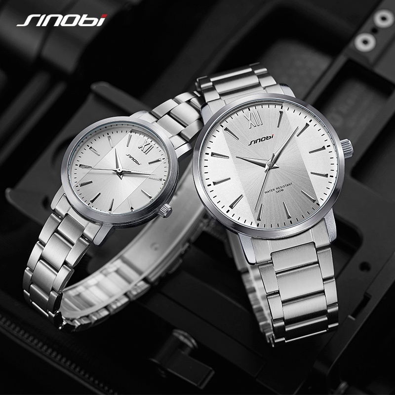 Couple Watches The Watches For Couple  Quartz Watches For Men And Women Luxury Couple Gift Clothes Accessories Clock Time Ladies