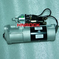 새로운 HNROCK 12V 스타터 모터 M008T55071 M008T55073 M8T55071 M8T55073 ME215097 18971N 미쓰비시 08T55073 M8T55073 ME215097