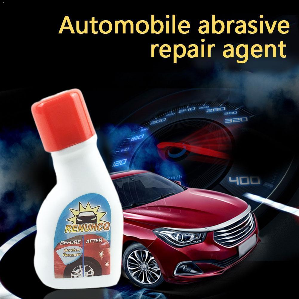 Car Body Compound Wax Paint Paste Set Scratch Paint Care Car Auto Grinding Styling Kit Pro Fix Repair It Compound Polishing E9G8