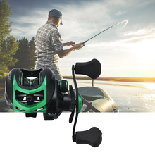 Metal Head Fishing Reel Wire Cup High Speed Spinning Durable Wheel Outdoor Magnetic Gear With Handles Accessories 20 Axis