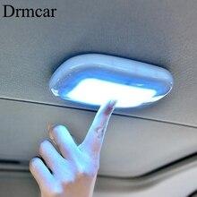 Универсальный автомобильный интерьерный светильник для чтения, купол, зарядка через usb, потолочный светильник на крышу, магнитный светильник сенсорного типа, Ночной светильник, багажник, Drl