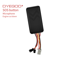 Gps-Tracker Vehicle-Tracking-Device GT06 Motorcycle Car-Alarm Auto-Gps-Locator Real Bus