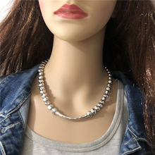Женское Ожерелье с бусинами anslow креативное ожерелье в стиле