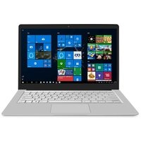 Jumper Ezbook S4 Laptop 14 Inch Fhd Bezel Less Ips Screen Slim Ultrabook 8Gb Ram 256Gb Rom Intel Celeron J3160 Dual Band Wifi No