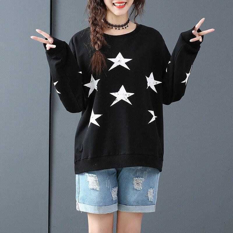 Five-pointed Star Sweatshirt