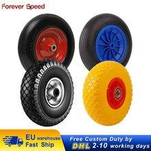 Brouette de roue de camion à main, pneu de rechange industriel, atelier, chariot de jardin, roulette de chariot, 260mm 350mm 380mm