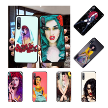 NBDRUICAI Adore Delano Danny Noriega DIY Painted Bling Phone Case for Huawei Honor 20 10 9 8 8x 8c 9x 7c 7a Lite view(China)