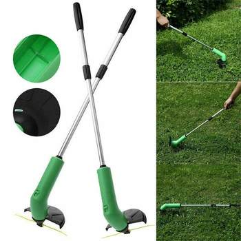 Heavy Duty Lawn Mower Electric Cordless Home Tool Garden