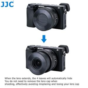 Image 3 - JJC Z S16 50 Auto Lens Cap đối với SONY PZ 16 50 mét F3.5 5.6 OSS E mount Lens