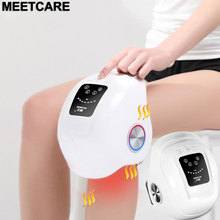 Laser Heated Knee Care Knee Air Massager Knee Pain Relief Physical Ther