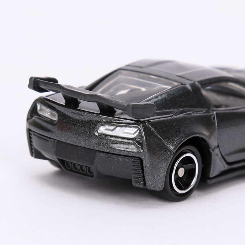 اليابان تاكارا تومي Tomica رقم 31 Chevorolet ZR1 كورفيت السيارات سيارة أطقم منمذجة 1: 64 مصغرة دييكاست ألعاب الأطفال السيارة 102687
