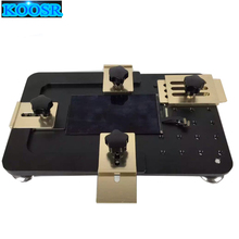 범용 전화 LCD OCA 라미네이트 고정 금형 교체 아이폰 삼성에 대한 LCD UV 접착제 금형 금형 유리 홀더