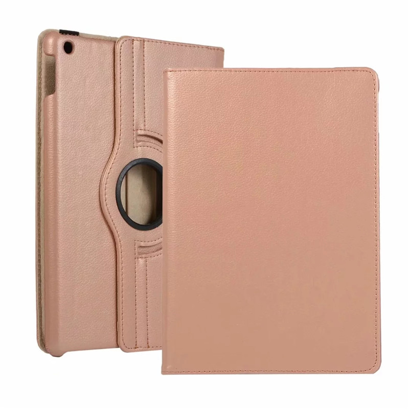 360 Degree Rotating Stand Cover For iPad 2019 10 2 Smart Case Fundas For Apple iPad