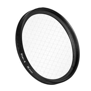 Image 2 - Star Filter 4X 6X 8X Point Line 37 40.5 43 46 49 52 55 58 62 67 72 77 82mm for Canon Sony Nikon DSLR Cameras Lens photography