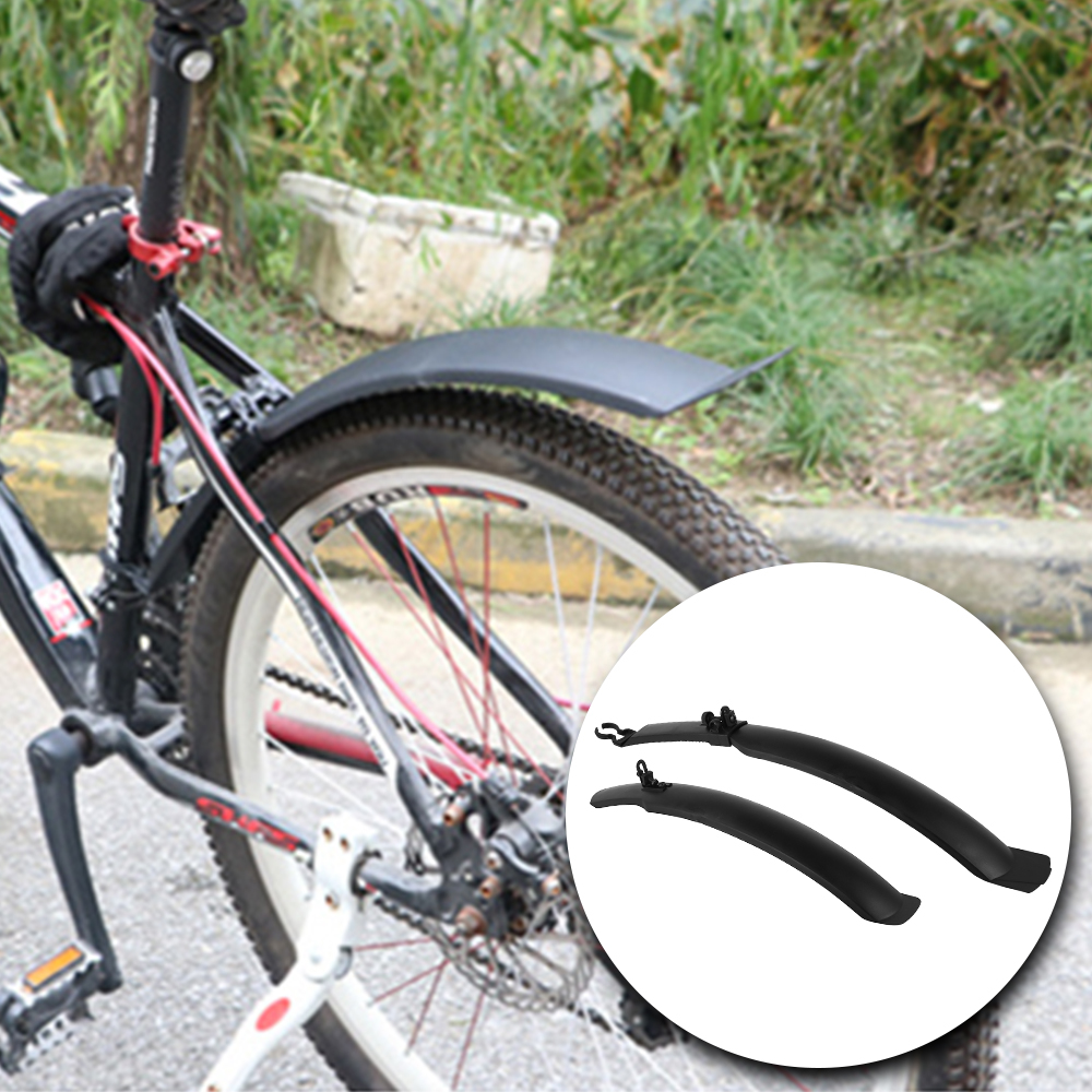 Fine Bicycle Fenders Bike Mudguard Carbon Fiber Front /Rear MTB Mountain Bike Wings Mud Guard Cycling Accessories