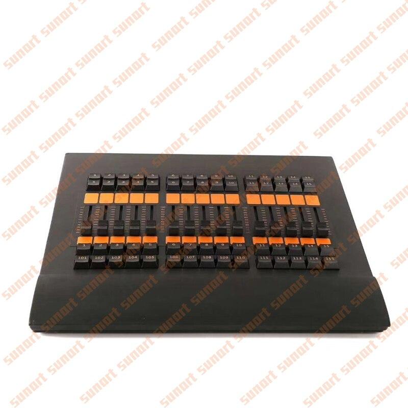 Livraison gratuite MA Fader aile de commande aile effet de scène contrôleur de lumière console avec étui de vol pour DJ disco fader