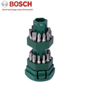 Image 5 - オリジナル bosch 行く 2 電動ドライバービットセットワイヤレス電源ドリルビットセット 25 個ボッシュ Go2 ホーム diy ドリルビット