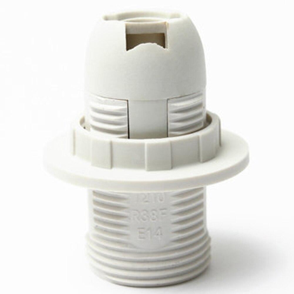 Lamp Bases Adapter E27/E26 4A 250W Light Bulb Lamp Holder Pendant Edison Screw Cap Socket Vintage Black 250V