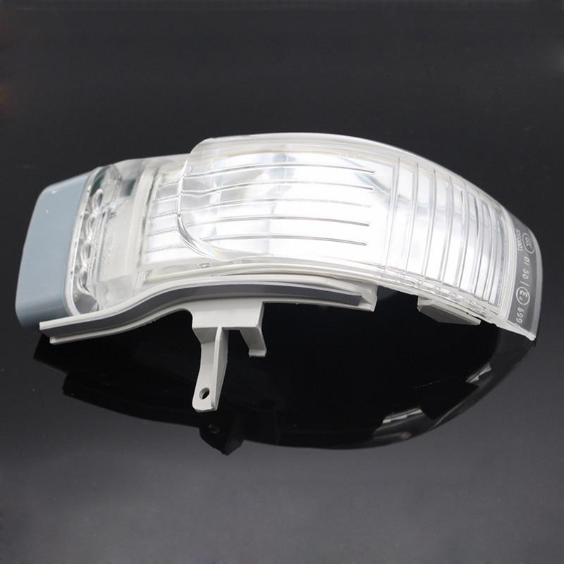 Left / Right Side LED Door Rearview Mirror Turn Signal Corner Light For VW Touran 2003-2010