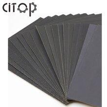 20 шт/компл наждачная бумага для влажной и сухой уборки от 120