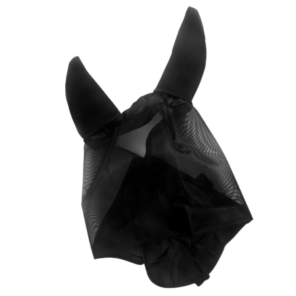 Armour Summer Horse Durable Mesh Accessories UV Practical Pet Supplies Ear Cover Protect Anti Mosquito Shield Fly Mask
