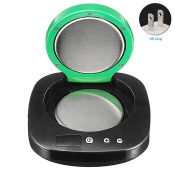 Solvent Free Desktop Easy Use Home Beginner Thermal Rosin Extracting Machine Intelligent Heat Press Portable DIY Oil Wax