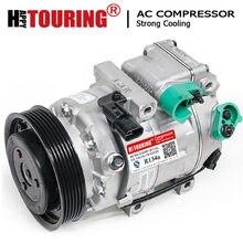Compresor de CA para Hyundai SANTA FE 2.0L 2.4L 2013-2018 KIA SORENTO 2.0L 2.4L 2014 97701-1U500 977011U500 97701-1U500RU 7513157