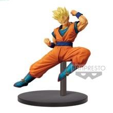 Tronzo Originele Banpresto Dragon Ball Z Chosenshiretsuden Jong Gohan Super Saiyan PVC Action Figure SSJ Zoon Gohan Model Speelgoed