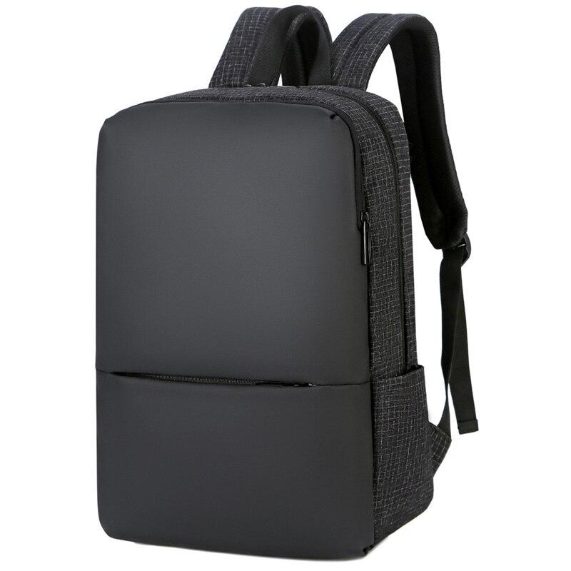 anti-roubo ombro sacos do mensageiro masculino curto