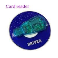Lector de tarjetas SIM USB lector de tarjetas Simcard escritor/copia/Cloner/copia de seguridad GSM CDMA WCDMA teléfono móvil HJ55