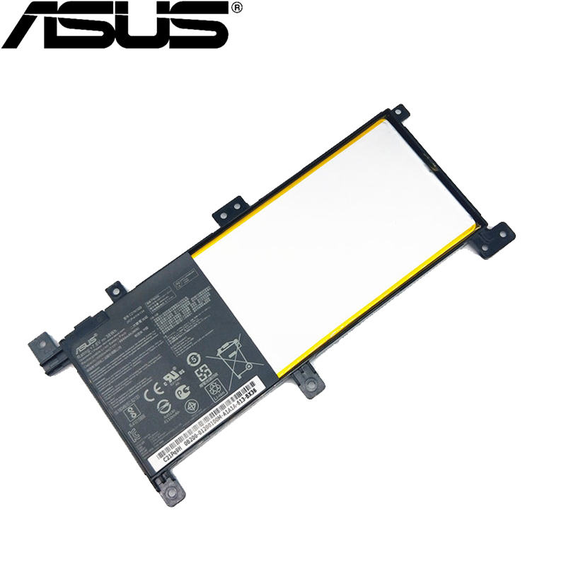 ASUS 100% Original 5000mAh C21N1509 Battery For ASUS Notebook X556UA X556UB X556UF X556UJ X556UQ X556UR X556UV A556U FL5900U image