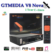 Built-in Wifi H.265 Gtmedia V8 Nova With Europe 7 Lines Cccam Share Server HD Support PVR Ready DVB-S2 Satellite Receiver security in sap netweaver 7 0 application server abap