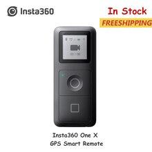 Insta360 ONE X gps умный пульт дистанционного управления для экшн-камеры VR 360 панорамная камера Insta 360 ONEX