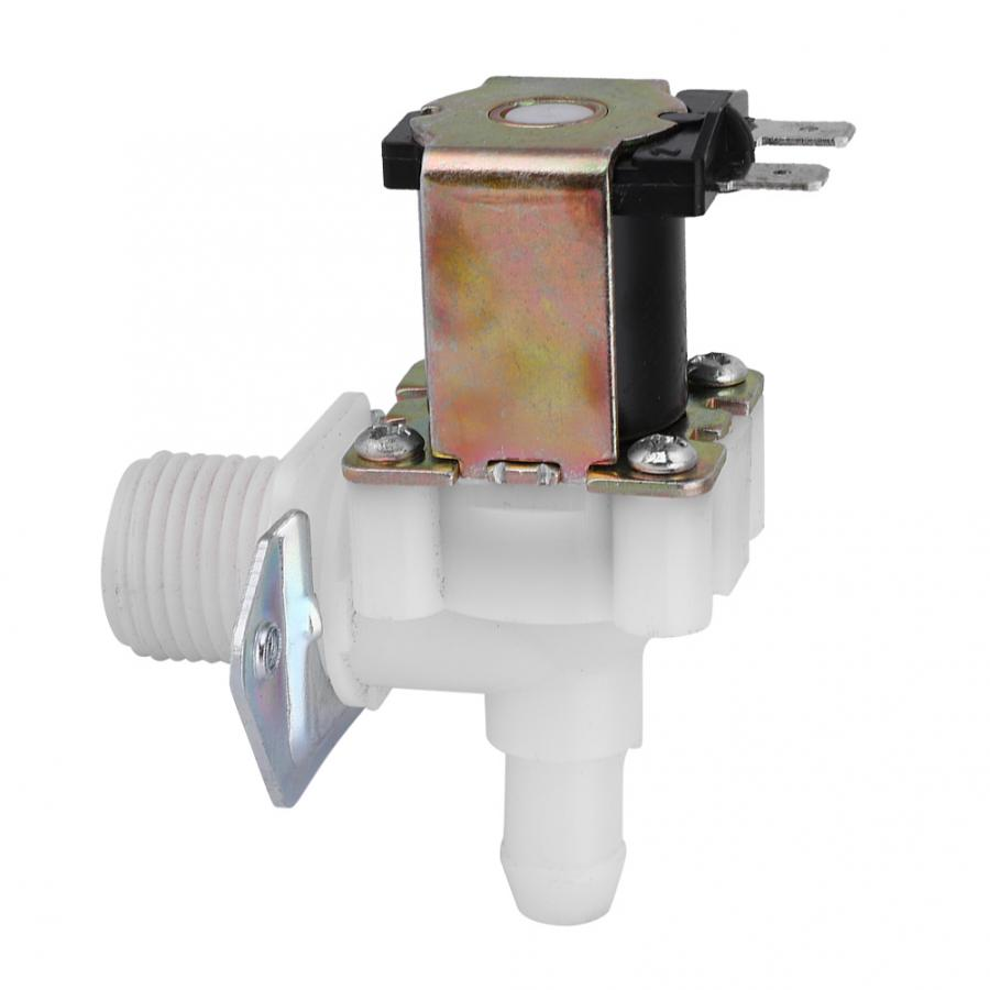 G1 4 Inch Ac 220v Electric Magnetic Valve Actuator Ball Valve Water Air Inlet Valve Electric Solenoid Nc Inlet Switch Valve Aliexpress