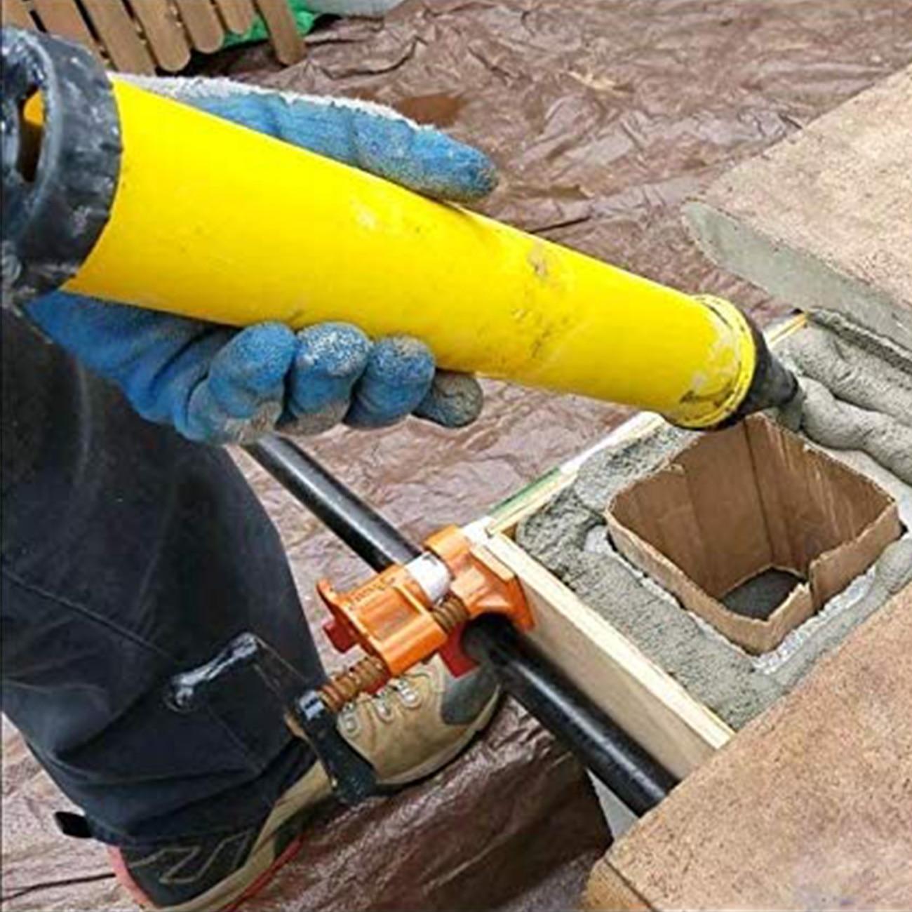 rebocando argamassa pulverizador aplicador grout ferramentas de