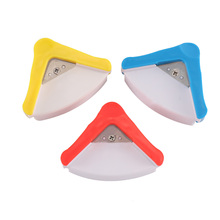 R5 DIY Corner Rounder 5mm Card Paper Punch Circle Pattern Photo Cutter Tool Scrapbook Office Notebook Puncher Cards Craft DIY