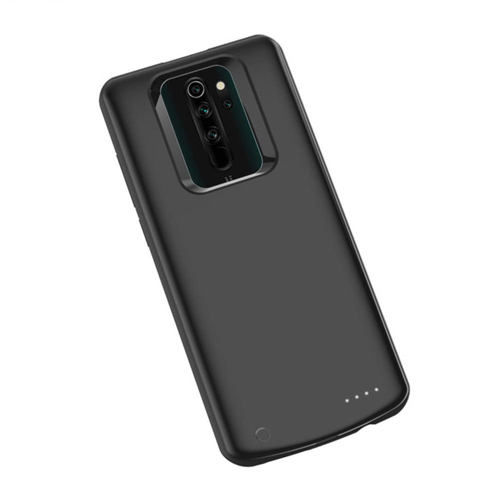 6500mAh Battery Charger Cases For Xiaomi Redmi Note 8 Pro Power Case Backup Power Bank Cover for Redmi Note 8 Pro Charging Case Pakistan